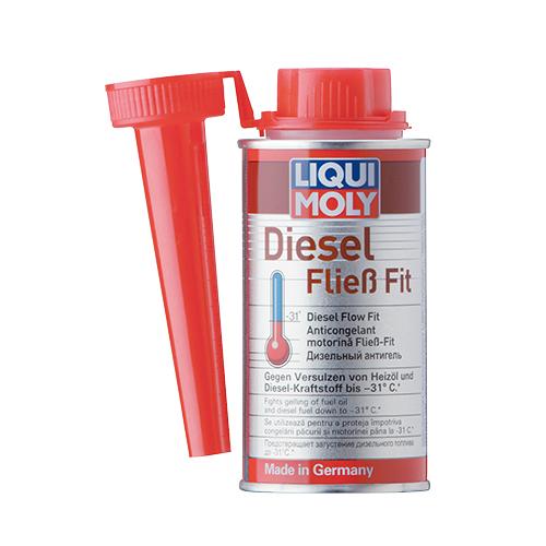 Дизельный антигель - Diesel fliess-fit 0.15 л.