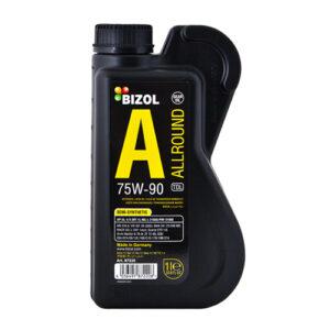 Масло трансмиссионное - BIZOL Allround Gear Oil TDL 75W90 1л