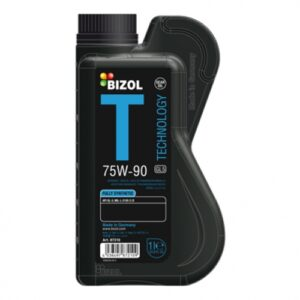 Масло трансмиссионное - BIZOL Technology Gear Oil GL5 75W-90 1л