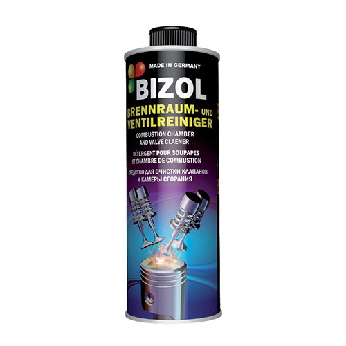 Очиститель клапанов - BIZOL Brennraum- und Ventilreiniger 0,25л