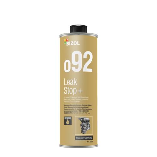 Присадка для устранения течи моторного масла - BIZOL Leak Stop+ o92 0,25л