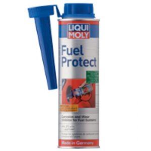 Вытеснитель влаги из бензина - Fuel Protect 0.3 л.