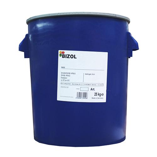 Жидкая консистентная смазка - Bizol Fliessfett KOOK-40 25кг